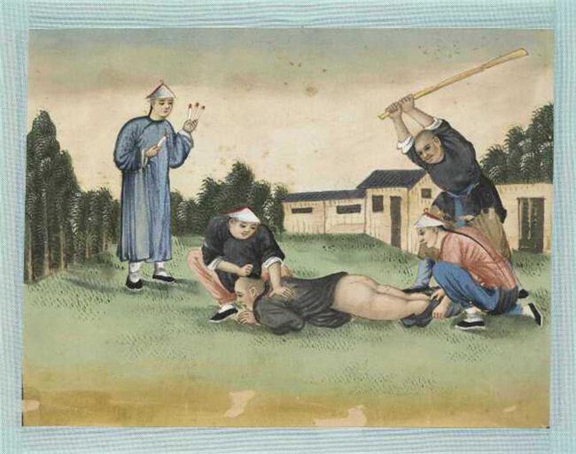 Hình phạt cổ đại Trung Quốc từ nhiều góc độ: Loạt ảnh đưa người xem từ mở mang kiến thức - Ảnh 6.
