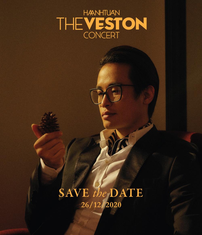 """Vừa khép lại See Sing Share mùa 4, Hà Anh Tuấn tổ chức live concert """"The Veston""""  - Ảnh 2."""