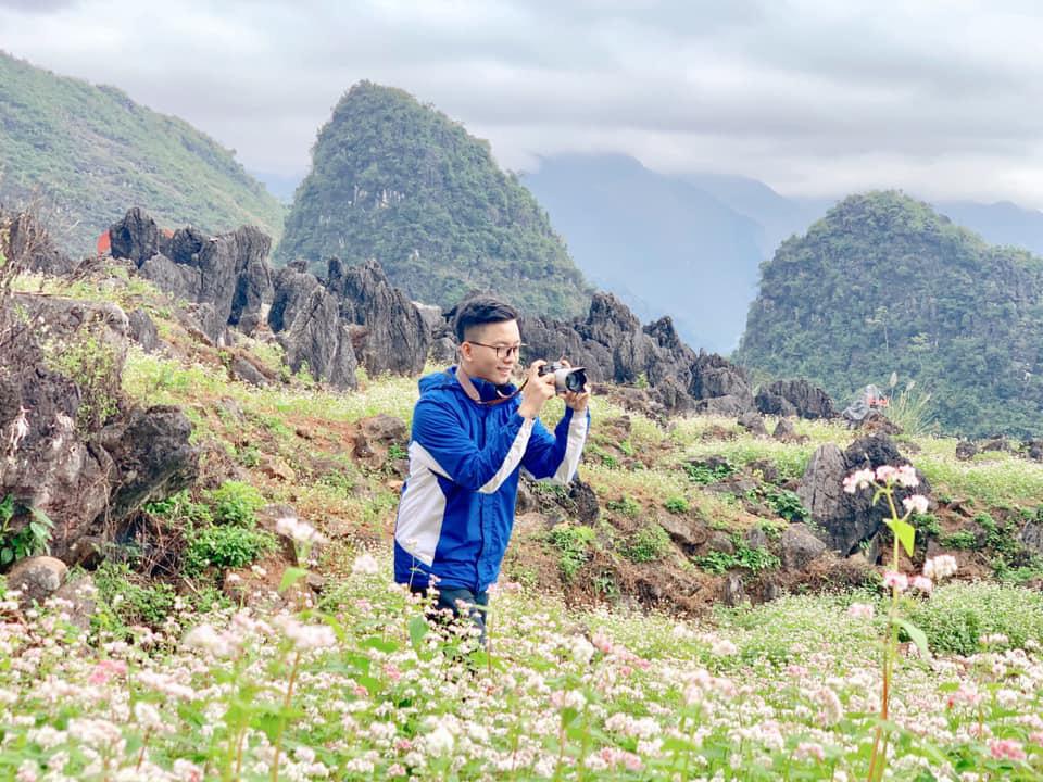 Lễ hội hoa Tam giác mạch tỉnh Hà Giang lần thứ VI: Sắc hoa cao nguyên đá - Ảnh 1.
