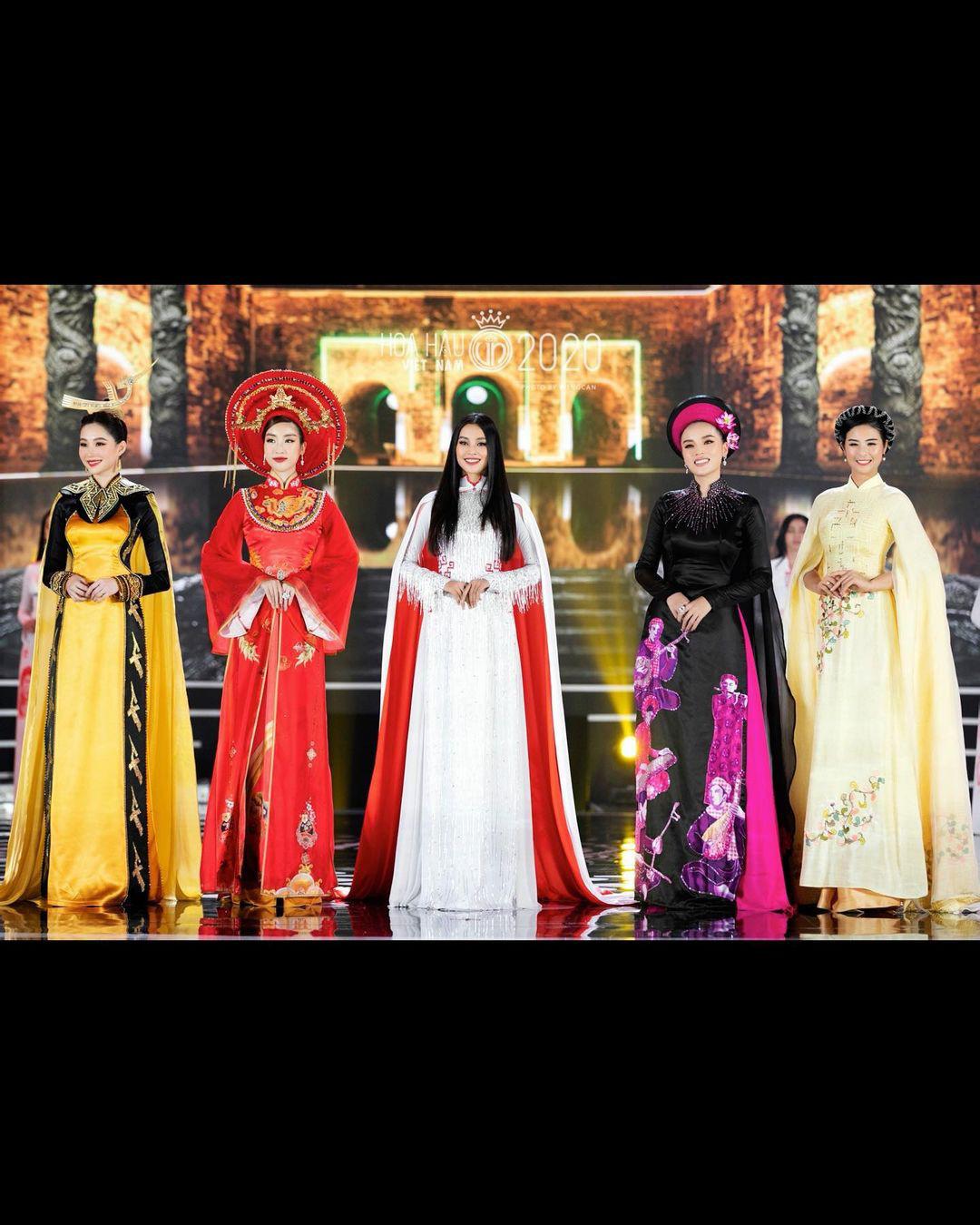 Kỳ Duyên hoài niệm về khoảnh khắc đăng quang Hoa hậu Việt Nam 2014, Trần Tiểu Vy bồi hồi xúc động - Ảnh 1.