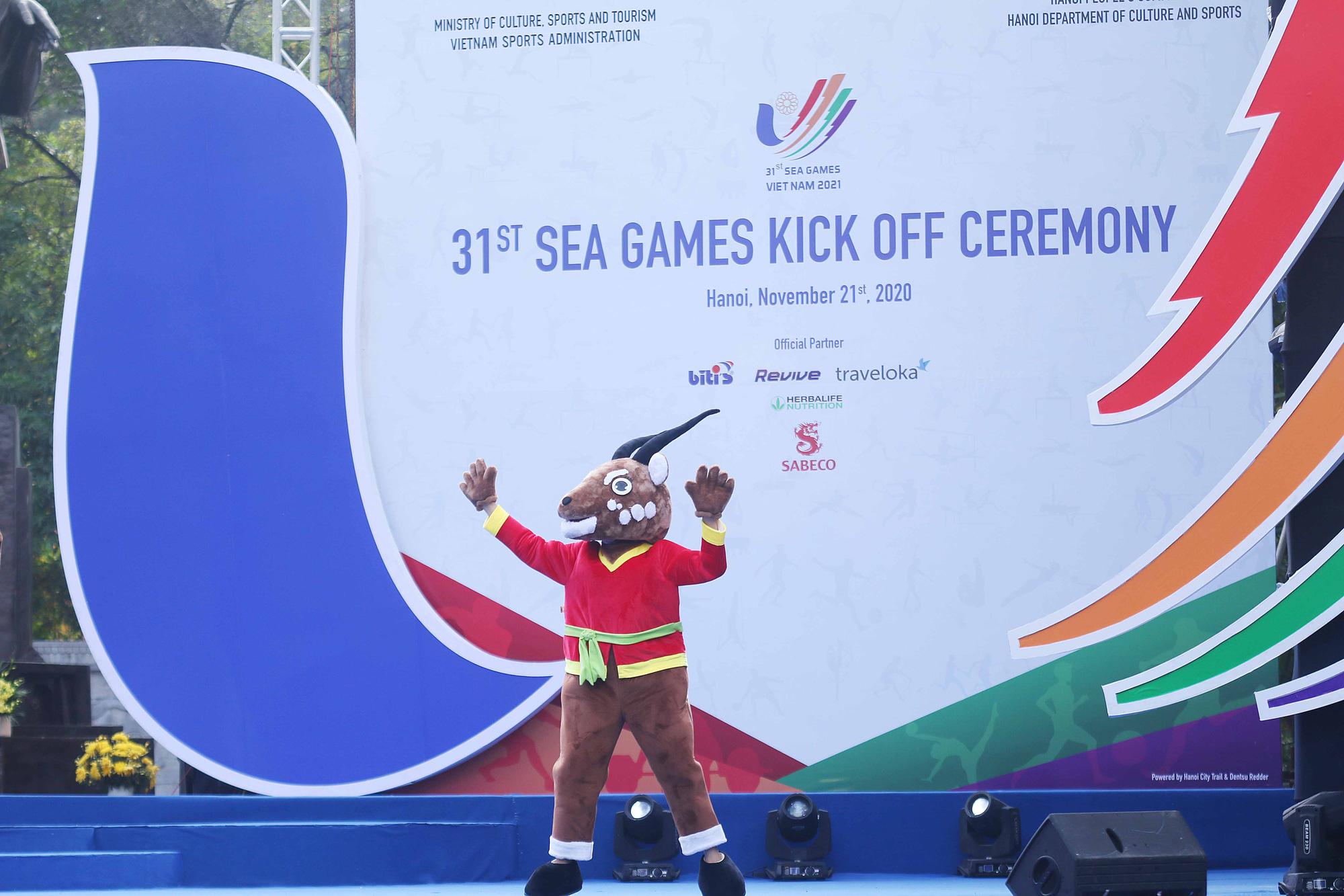 Khởi động SEA Games 31 - ngày hội thể thao khu vực ĐNÁ - Ảnh 5.