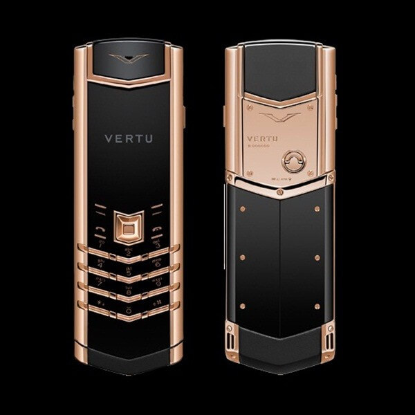 Điện thoại Vertu xa xỉ, giá rẻ nhất cũng ngang xe SH đời mới - Ảnh 1.