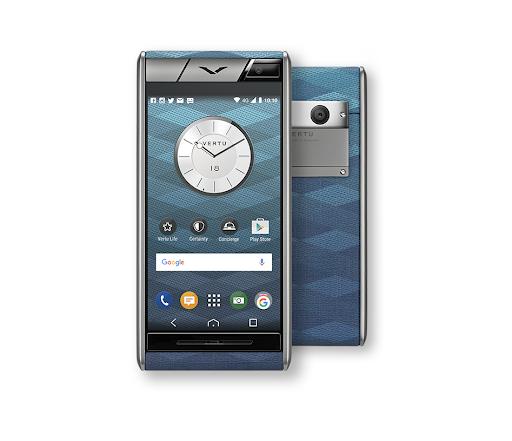 Điện thoại Vertu xa xỉ, giá rẻ nhất cũng ngang xe SH đời mới - Ảnh 3.