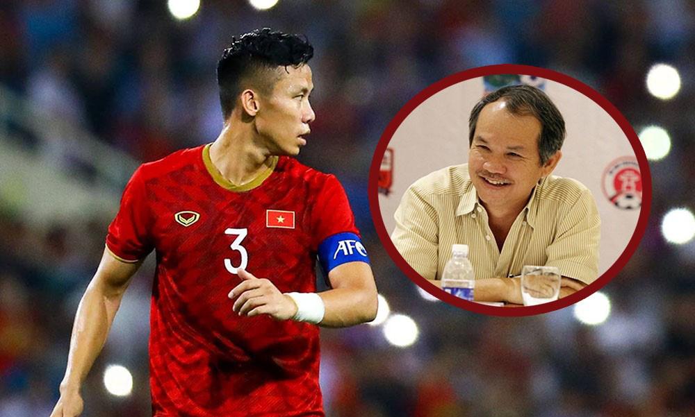 Sau HLV Kiatisak, bầu Đức tiếp tục với đội trưởng ĐT Việt Nam - Ảnh 3.
