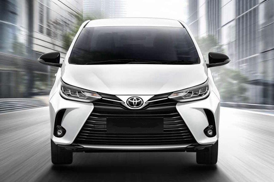Toyota Vios 2021 công bố giá bán, trên đường về thị trường Việt - Ảnh 1.