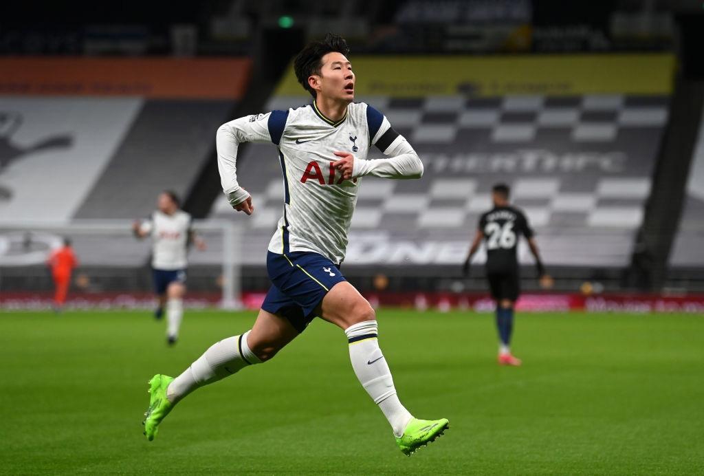 """""""Săn bàn"""" số 1 Premier League, Son Heung-min khiến châu Á phát sốt - Ảnh 1."""