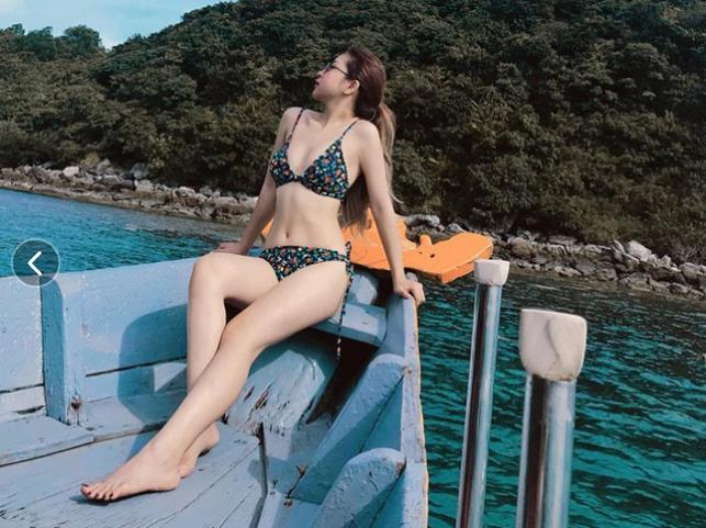 Bạn gái cũ của Quang Hải, Nhật Lê ngày càng rạng rỡ - Ảnh 5.