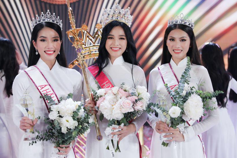 Tân Hoa hậu Việt Nam bị cựu người mẫu Hà thành công khai chê bai nhan sắc - Ảnh 1.
