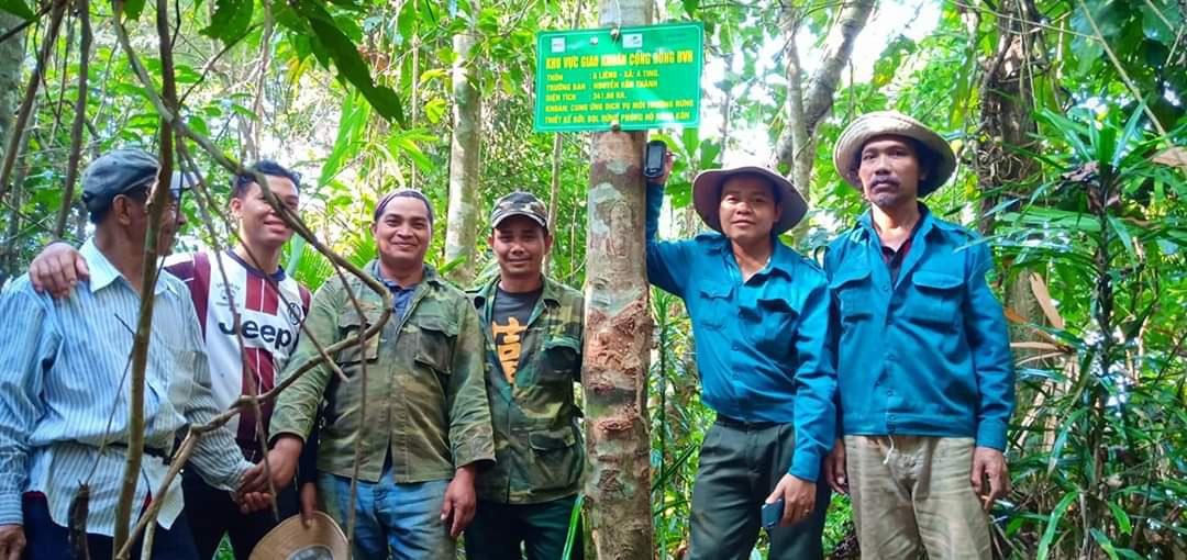 Quỹ Bảo vệ và phát triển rừng Quảng Nam - Vượt khó để hoàn thành nhiệm vụ - Ảnh 4.