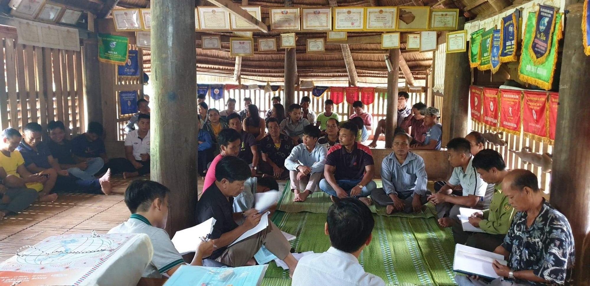 Quỹ Bảo vệ và phát triển rừng Quảng Nam - Vượt khó để hoàn thành nhiệm vụ - Ảnh 2.