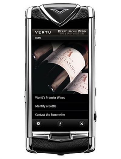 Điện thoại Vertu có chức năng gì đặc biệt? - Ảnh 1.