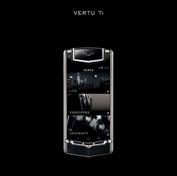 Điện thoại Vertu có chức năng gì đặc biệt? - Ảnh 2.
