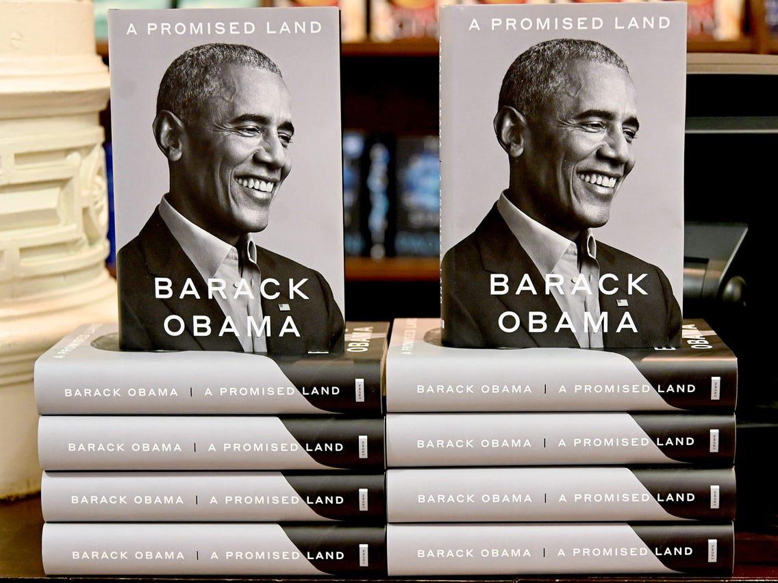 First News Trí Việt mua được bản quyền cuốn hồi ký của cựu Tổng thống Obama - Ảnh 2.