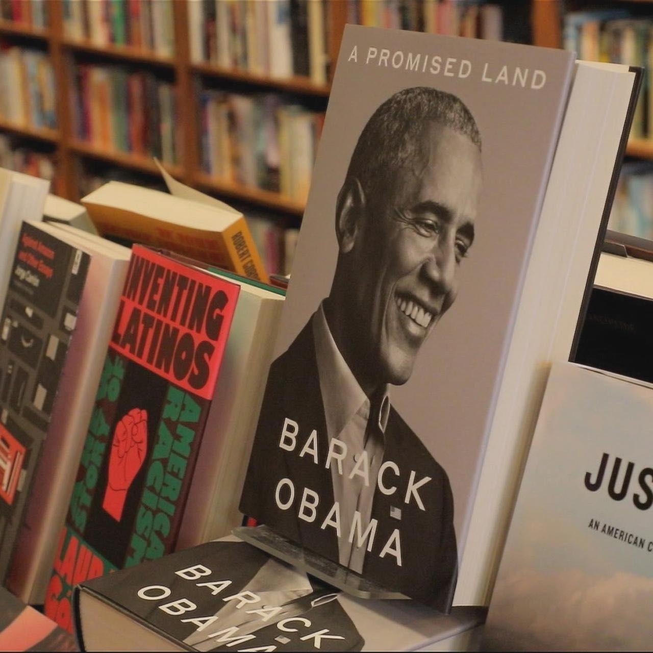 First News Trí Việt mua được bản quyền cuốn hồi ký của cựu Tổng thống Obama - Ảnh 1.