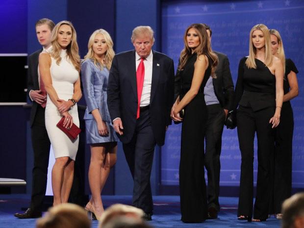 """Không phải """"nữ thần"""" Ivanka, đây mới là người phụ nữ nối gót Trump ra tranh cử? - Ảnh 2."""