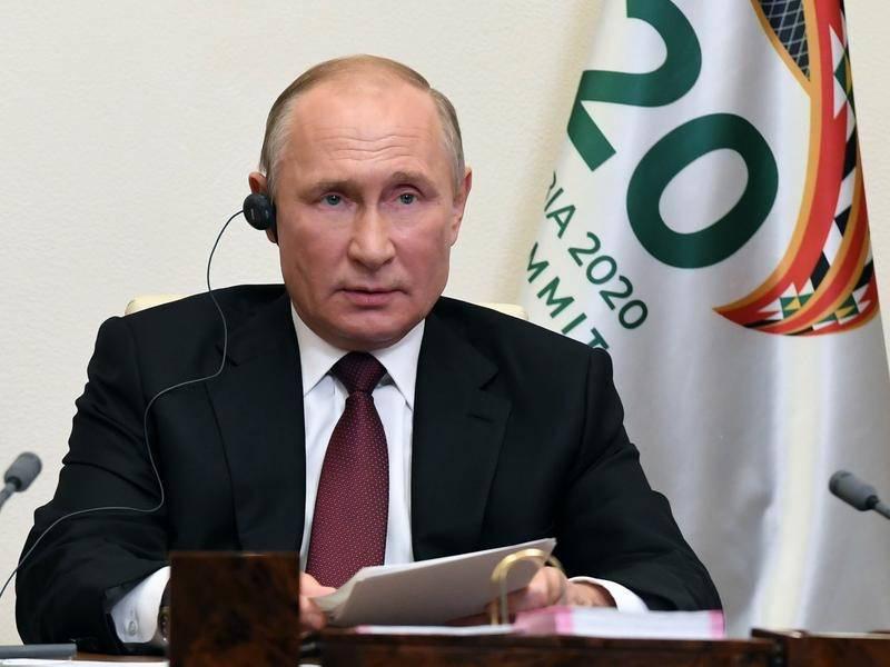 Tổng thống Nga Putin nói lý do ông không chúc mừng Biden - Ảnh 1.
