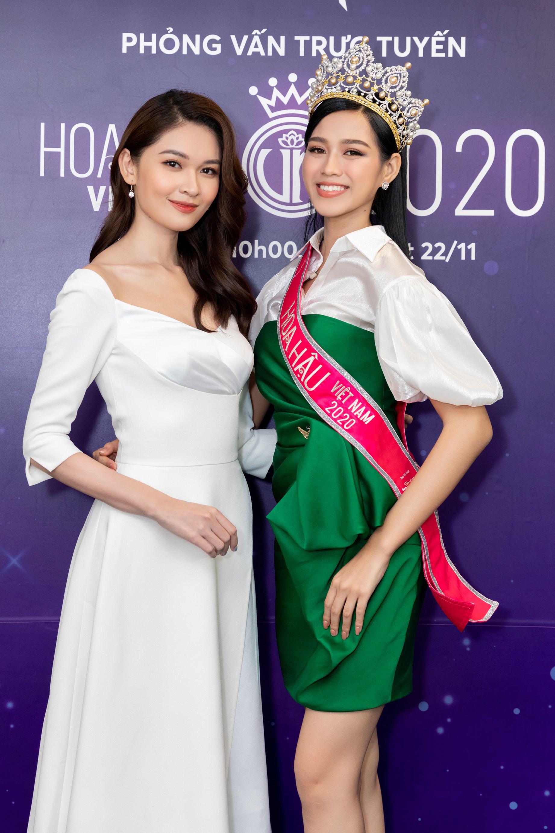 Á hậu Thùy Dung hé lộ cảm nhận đặc biệt về tân Hoa hậu Việt Nam Đỗ Thị Hà - Ảnh 4.