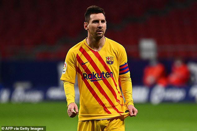Messi có thể ký hợp đồng 10 năm với City Football Group.