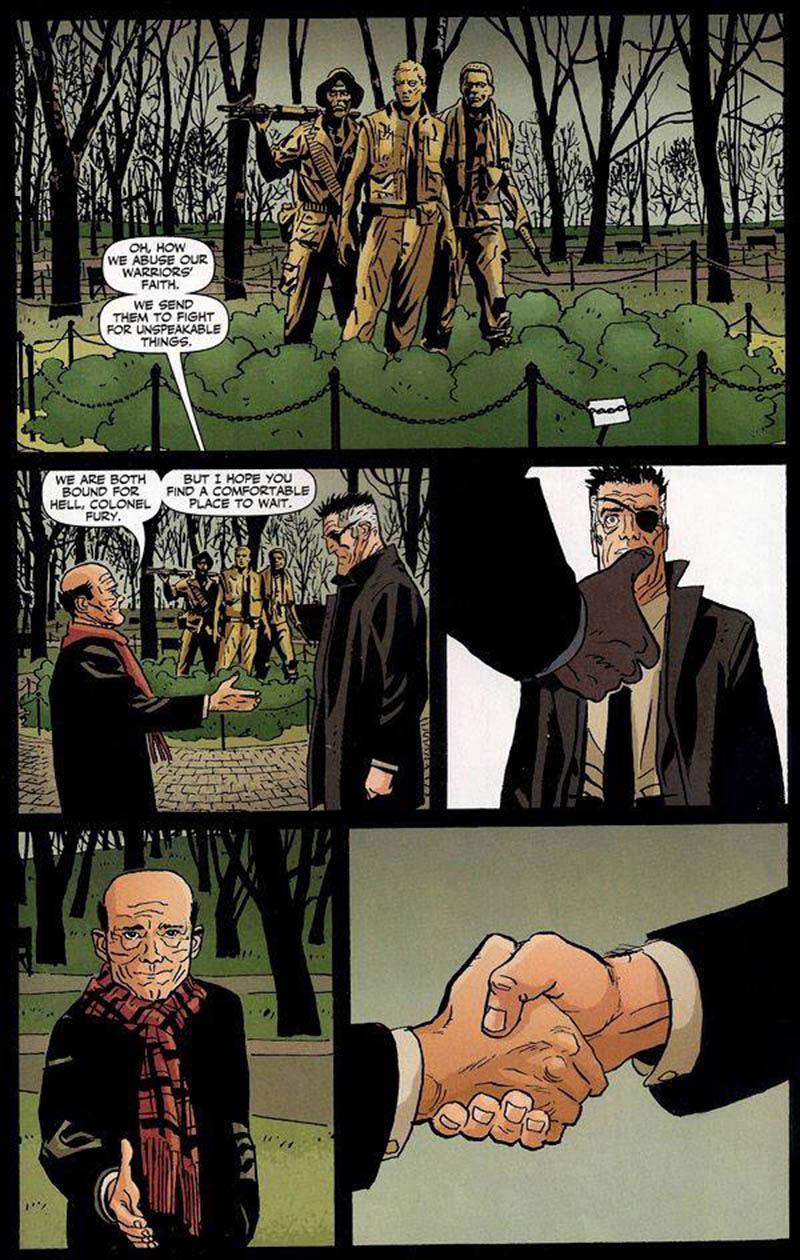 Chuyện ít biết về Đại tướng Võ Nguyên Giáp trong thế giới Marvel - Ảnh 3.