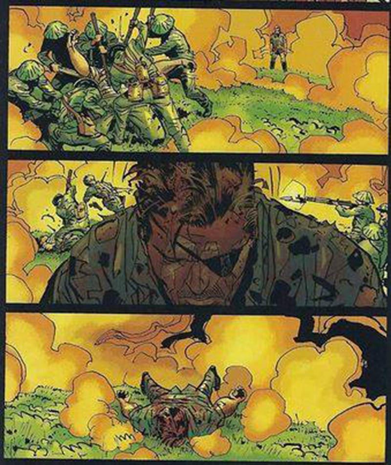 Chuyện ít biết về Đại tướng Võ Nguyên Giáp trong thế giới Marvel - Ảnh 2.