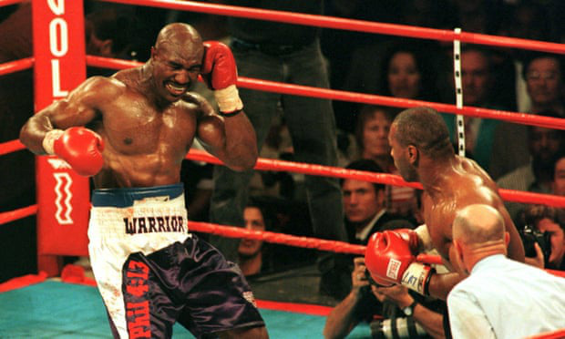 """Clip: Trận đấu phá hủy sự nghiệp của """"tay đấm thép"""" Mike Tyson - Ảnh 1."""
