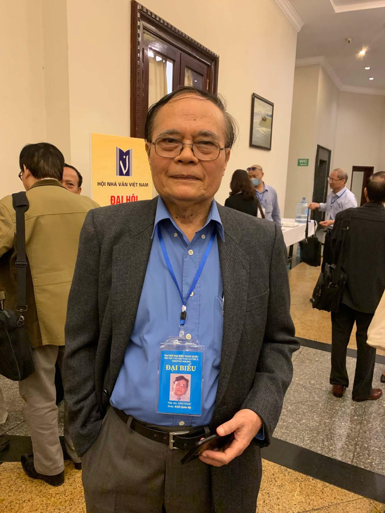 Đại hội Hội nhà văn Việt Nam khoá X: Kỳ vọng nhiều tác phẩm về nông thôn và chống tham nhũng.  - Ảnh 4.