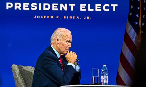 Phía sau chiến thuật dùng người của Biden  - Ảnh 1.