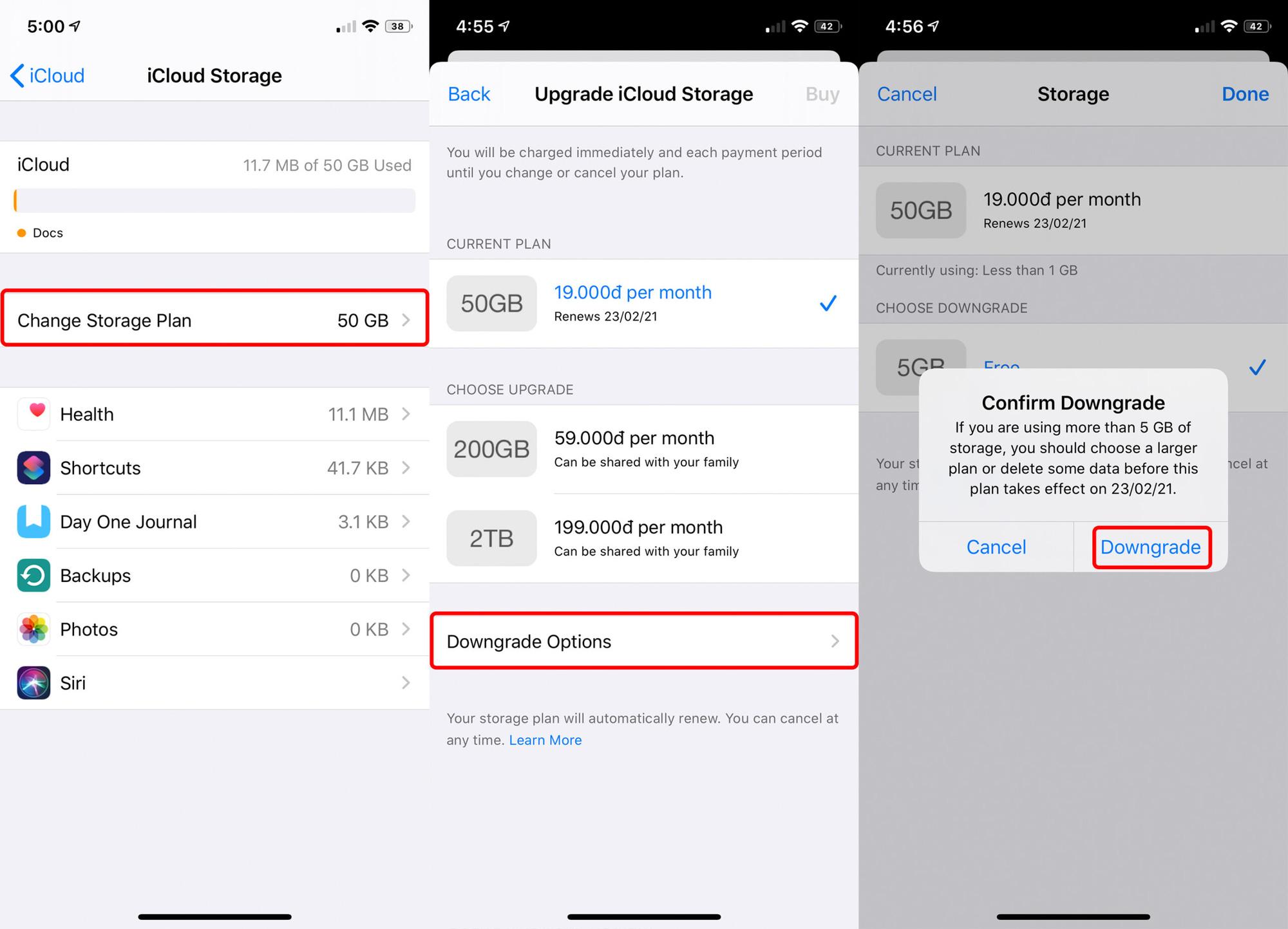 Hướng dẫn cách nhận 50GB dung lượng iCloud miễn phí - Ảnh 5.