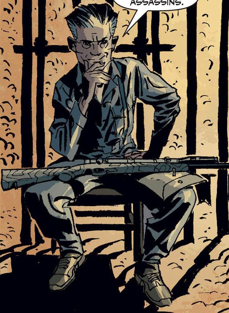 Chuyện ít biết về Đại tướng Võ Nguyên Giáp trong thế giới Marvel - Ảnh 1.