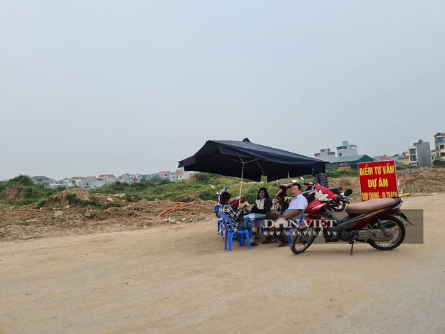 Dự án Kim Chung – Di Trạch ồ ạt rao bán: Chủ đầu tư vẫn nợ thuế hàng trăm tỷ đồng - Ảnh 1.