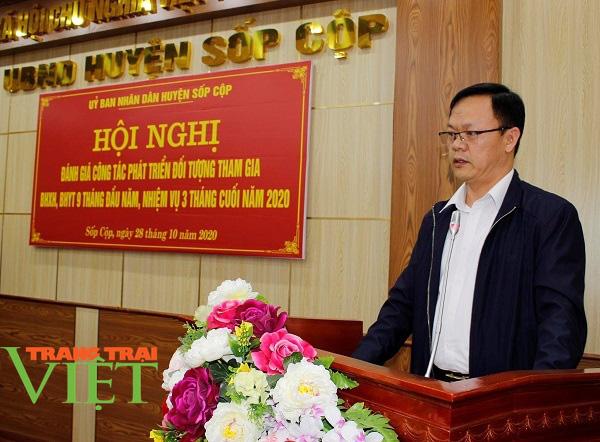 BHXH tỉnh Sơn La: Phát triển đối tượng tham gia BHYT là góp phần xây dựng nông thôn mới - Ảnh 7.