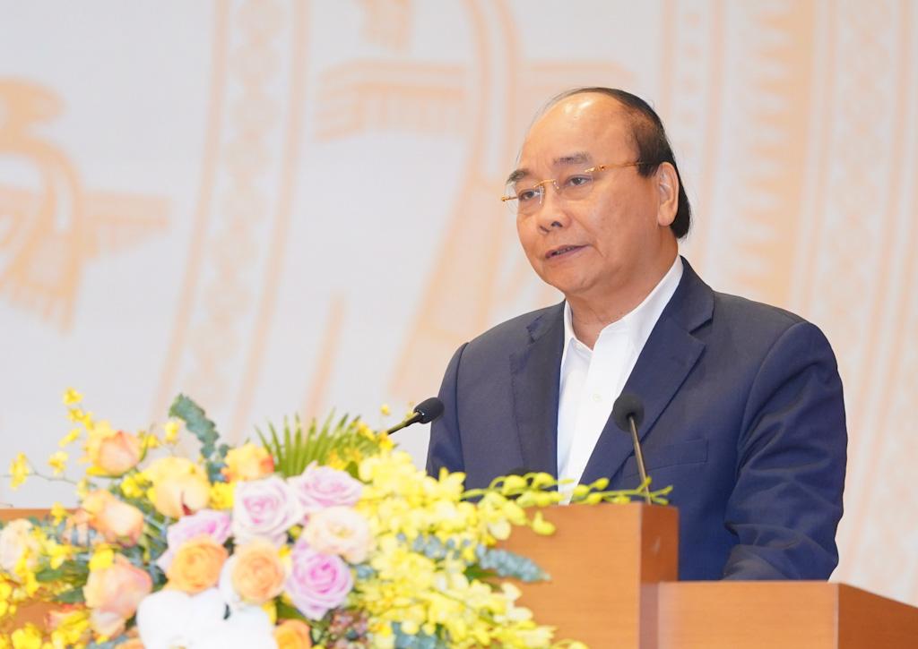 Thủ tướng: Nếu có khuyết điểm trong xây dựng pháp luật thì Chính phủ nhận trước tiên - Ảnh 1.