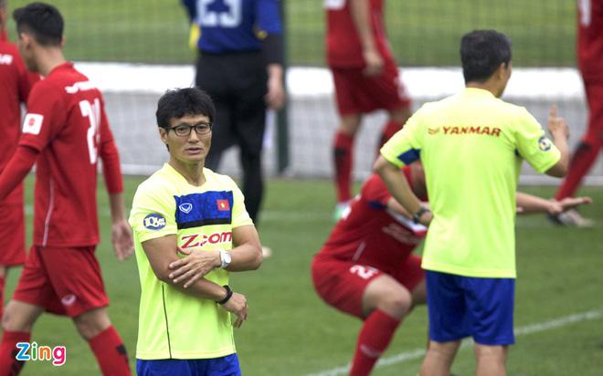 """Bạn HLV Park Hang-seo cùng """"đội bóng đặc biệt"""" dự giải U17 Cúp QG - Ảnh 3."""