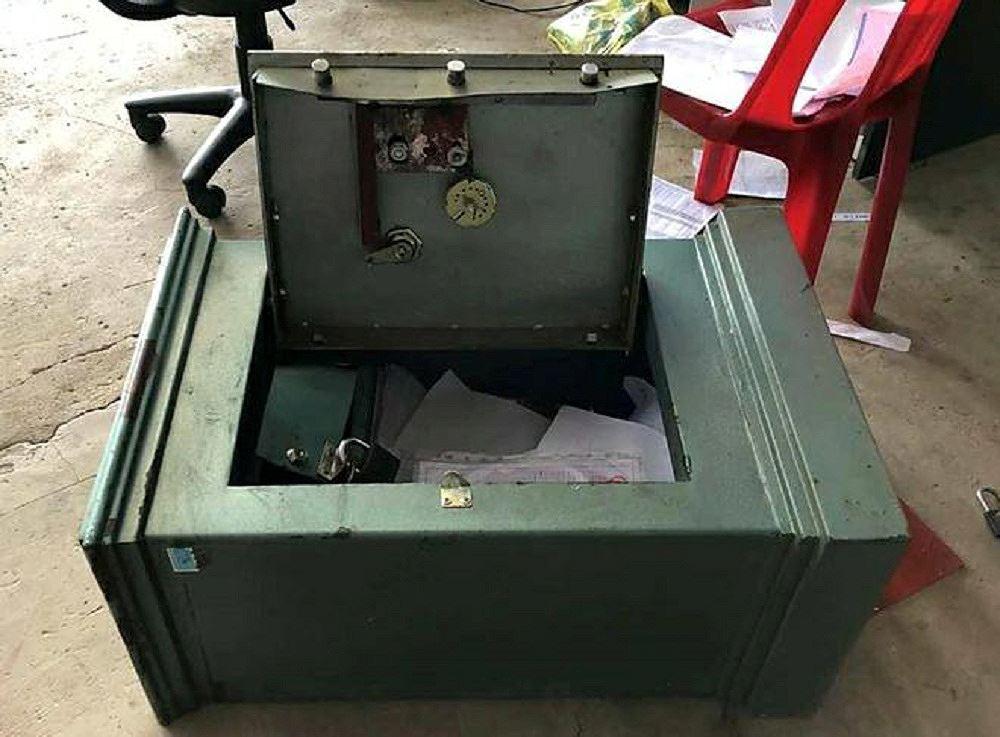Bắt khẩn cấp nữ quái trộm két sắt của nhà dân ở Thái Bình - Ảnh 1.