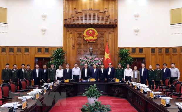 Thủ tướng chủ trì phiên họp của Ban Chỉ đạo An ninh mạng quốc gia  - Ảnh 1.