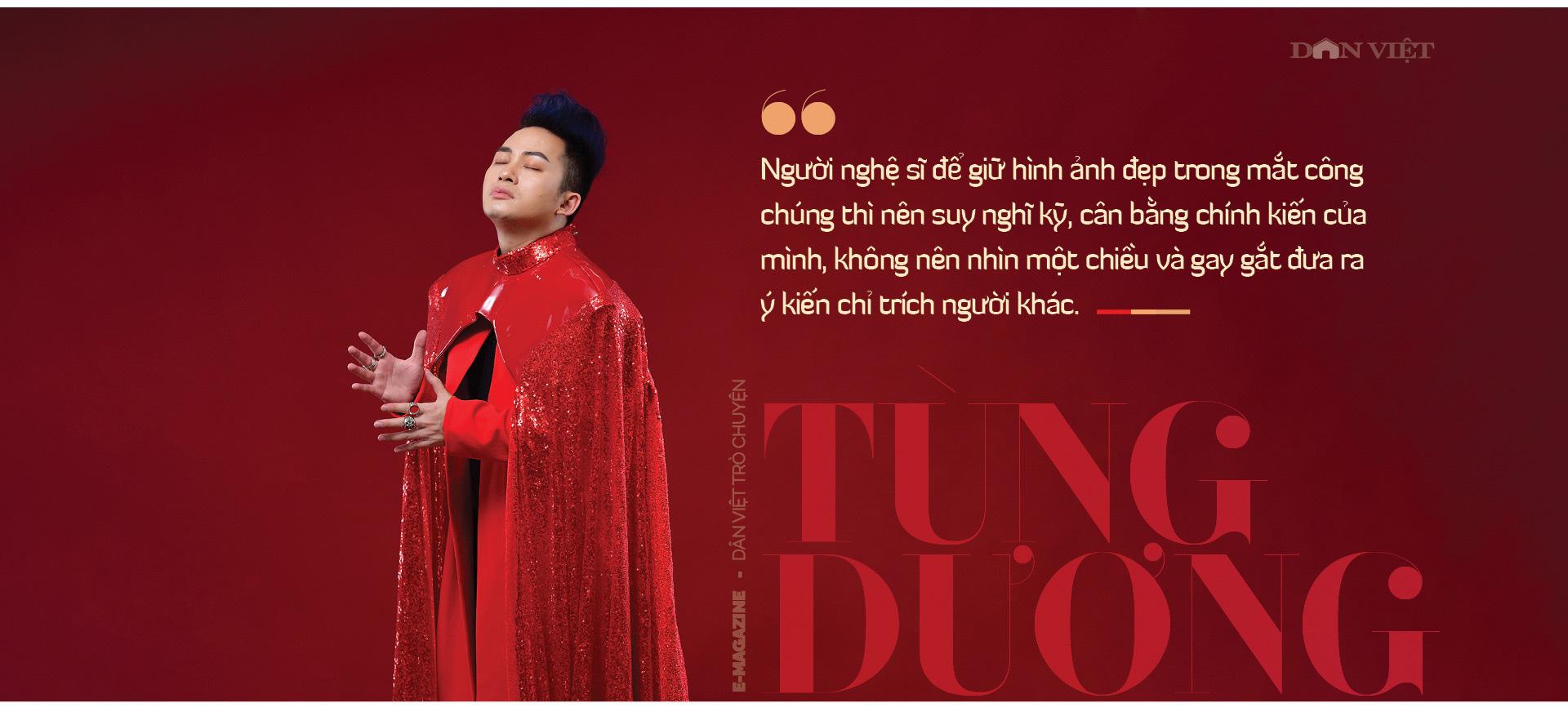 Tùng Dương – Người thắp lửa âm nhạc thử nghiệm và sáng tạo! - Ảnh 4.