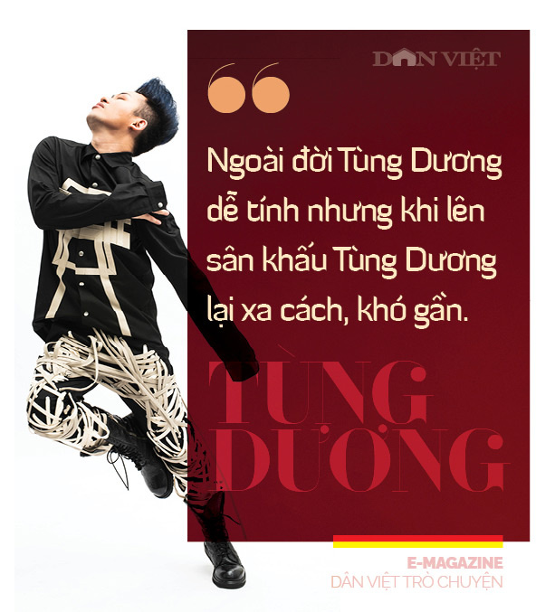 Tùng Dương – Người thắp lửa âm nhạc thử nghiệm và sáng tạo! - Ảnh 5.