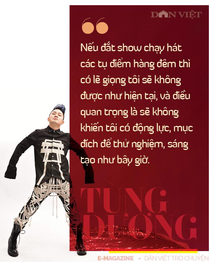 Tùng Dương – Người thắp lửa âm nhạc thử nghiệm và sáng tạo! - Ảnh 11.