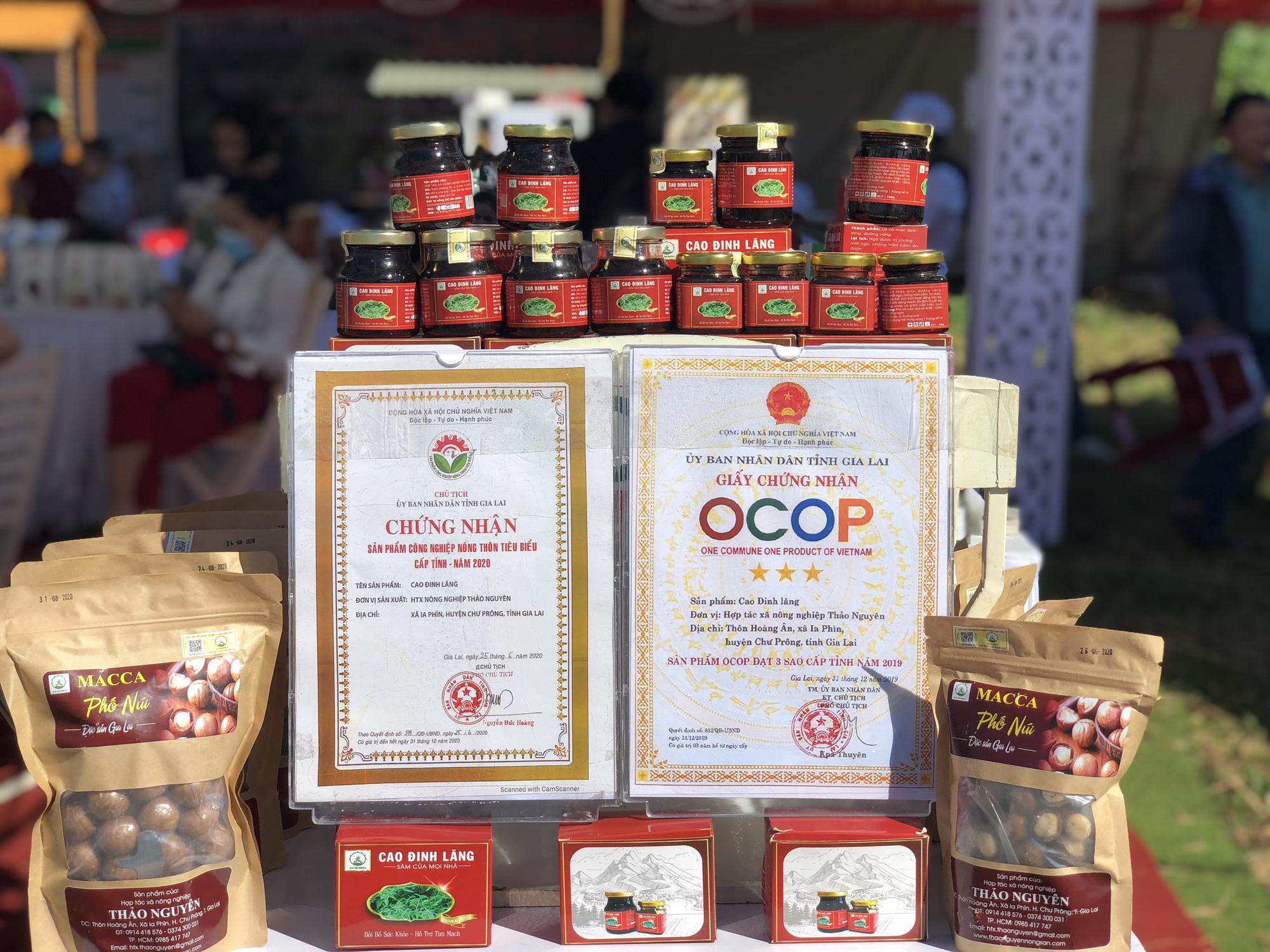 Đa dạng các sản phẩm OCOP tại các lễ hội, kết nối sản xuất với tiêu dùng - Ảnh 3.