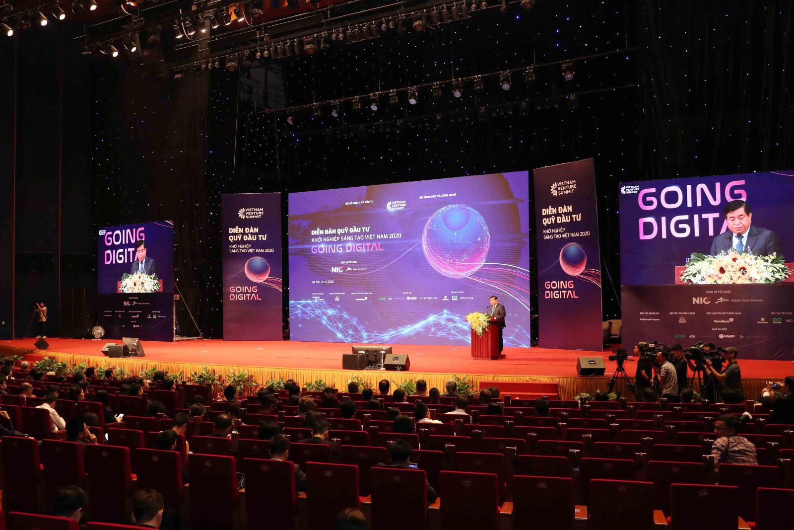 Bộ trưởng Nguyễn Chí Dũng: Đưa hàng tỷ USD vào khởi nghiệp sáng tạo - Ảnh 2.