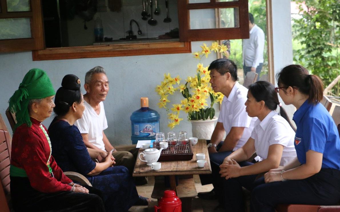 """BHXH Sơn La: Chung tay vì người nghèo để """"không ai bị bỏ lại phía sau"""""""