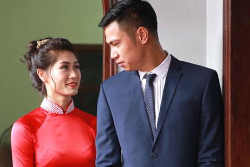 """5 đám cưới """"rúng động"""" làng bóng chuyền Việt: Trai tài, gái sắc - Ảnh 6."""