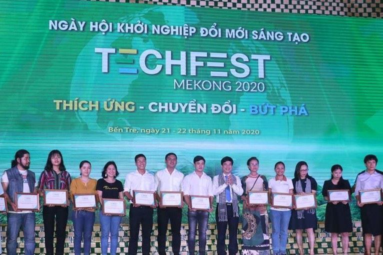 Techfest Mekong 2020 tại Bến Tre: Thúc đẩy liên kết khởi nghiệp giữa ĐBSCL và cả nước - Ảnh 4.