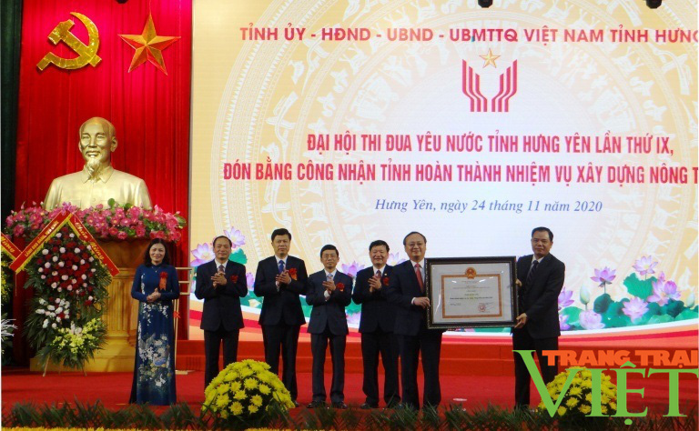 """Tỉnh mới """"cán đích"""" nông thôn mới được Bộ trưởng Nguyễn Xuân Cường khen ngợi có gì đặc biệt? - Ảnh 2."""