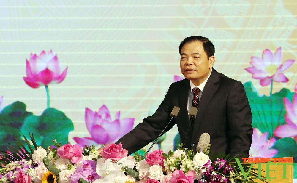 """Tỉnh mới """"cán đích"""" nông thôn mới được Bộ trưởng Nguyễn Xuân Cường khen ngợi có gì đặc biệt? - Ảnh 1."""
