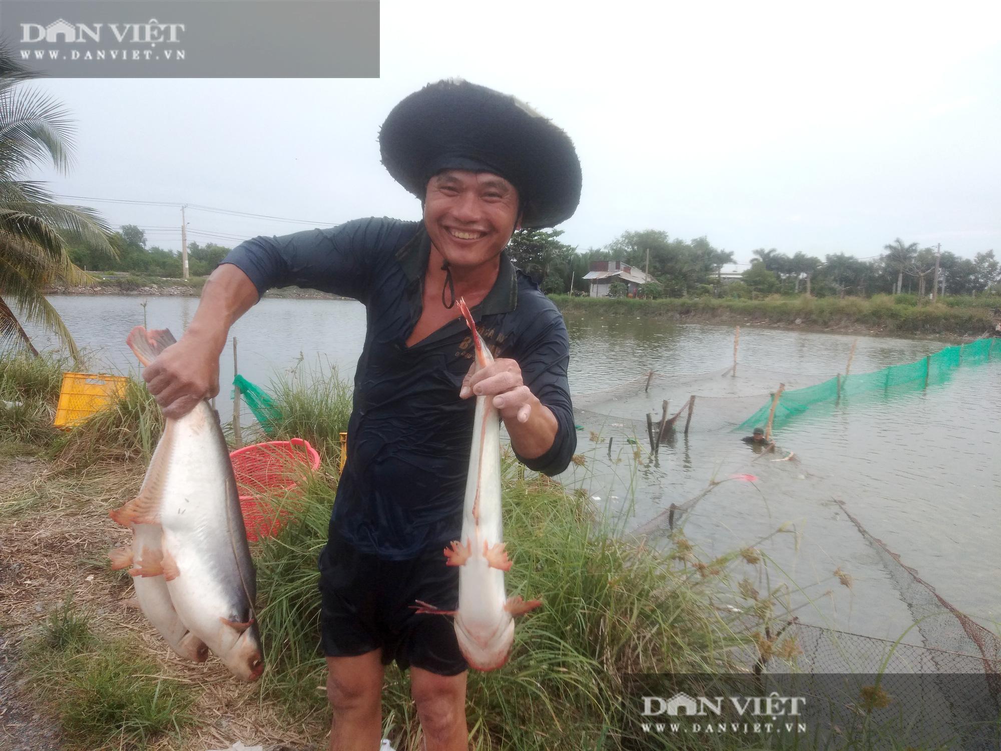 """Dân nuôi cá tra liểng xiểng, bí quyết nào giúp """"Thủ phủ cá tra"""" Sài thành sống sót trong mùa dịch Covid? - Ảnh 3."""