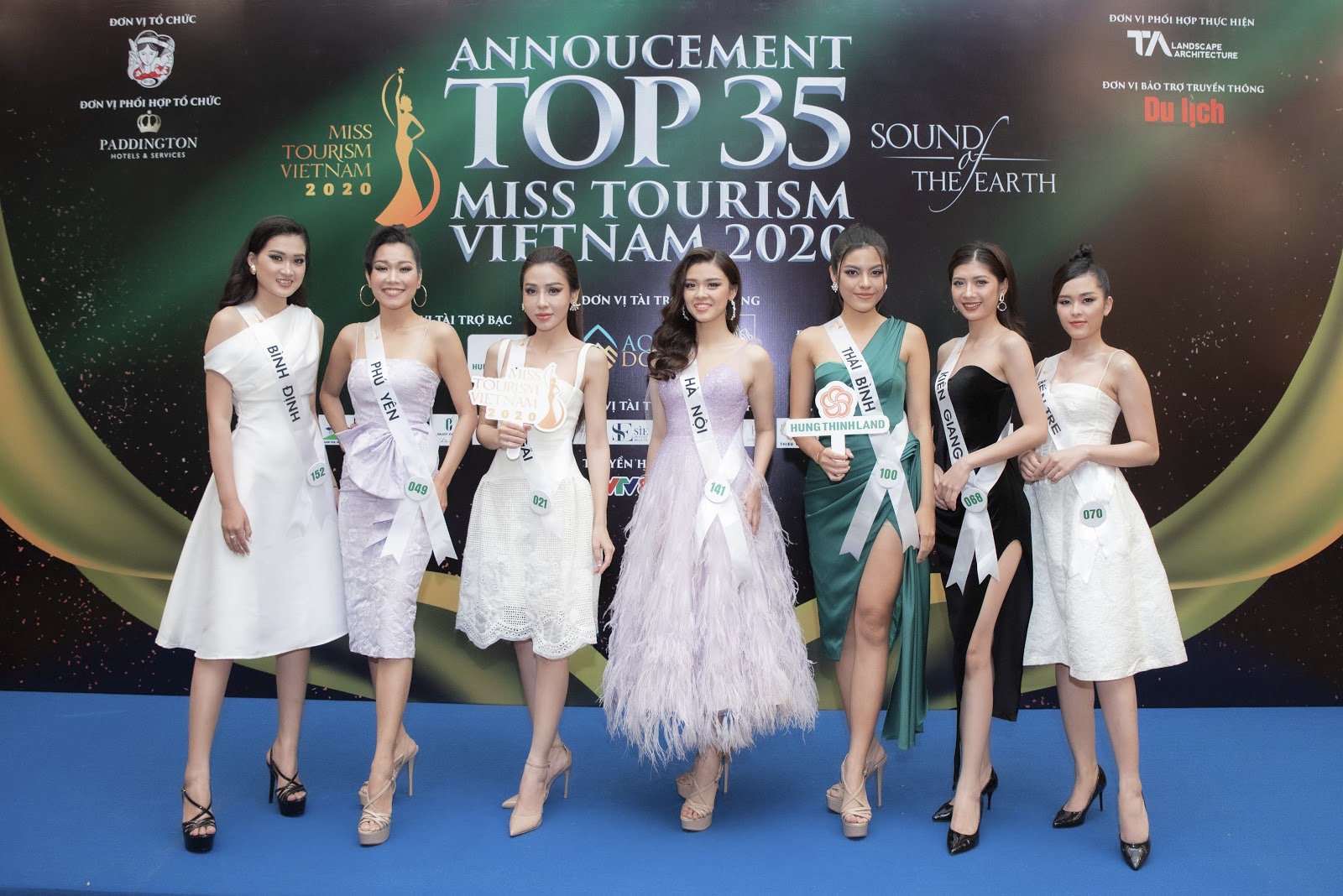 Rộ tin đồn 2 thí sinh Miss Tourism Vietnam 2020 bị loại thẳng tay trước đêm bán kết - Ảnh 1.