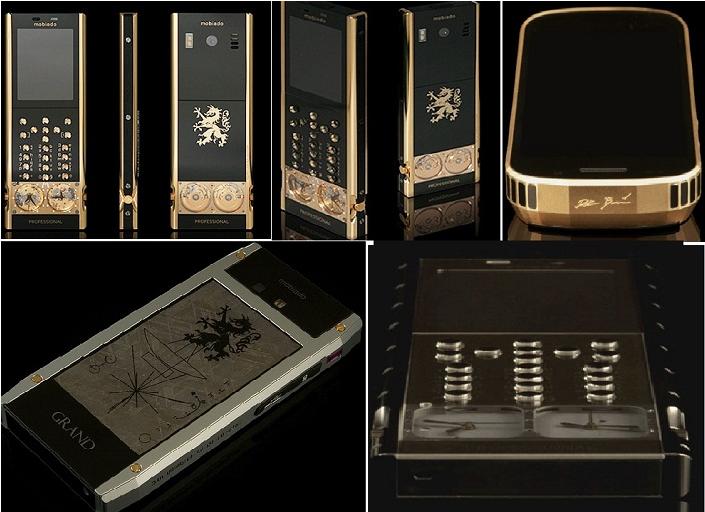 Điện thoại Mobiado biểu tượng của giới doanh nhân thành đạt - Ảnh 1.