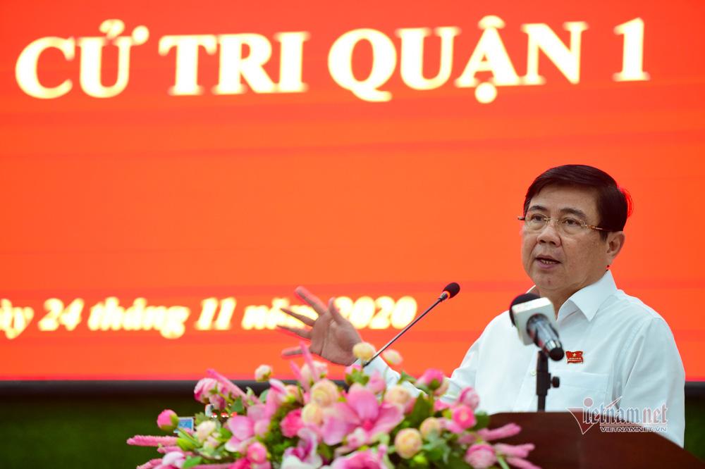 Thanh tra Chính phủ sẽ đối thoại với người dân Thủ Thiêm vào 27/11 - Ảnh 1.