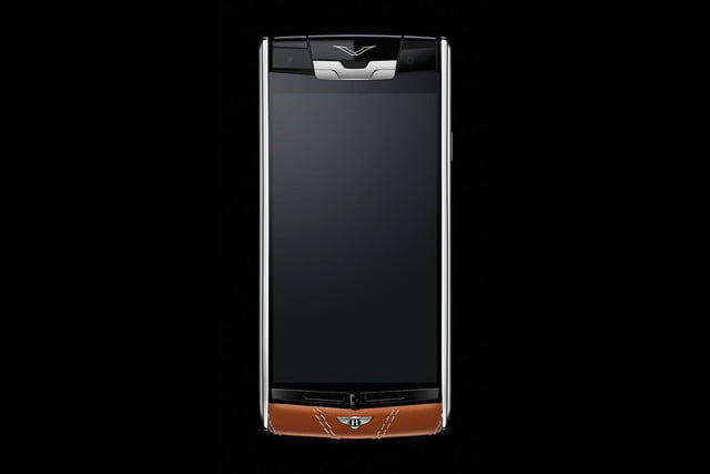 Trên tay điện thoại Vertu dành cho Bentley, giá bán choáng váng - Ảnh 2.